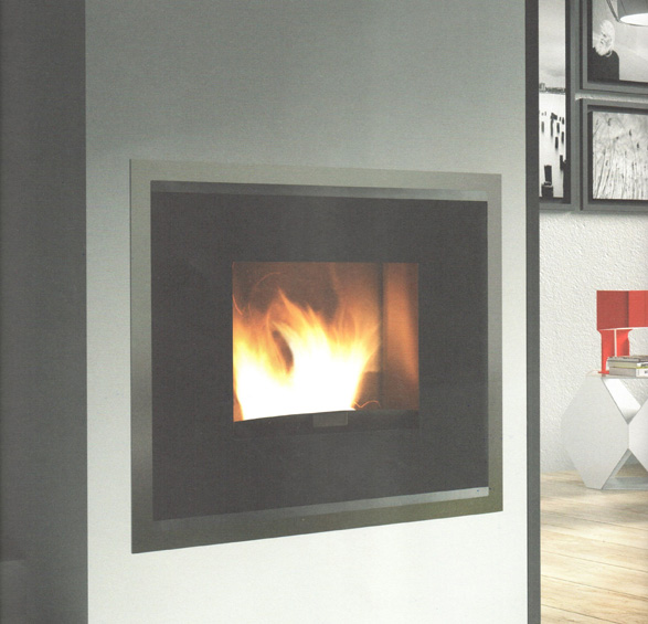 insert granul karmek madrid hydro 17 kw. Black Bedroom Furniture Sets. Home Design Ideas