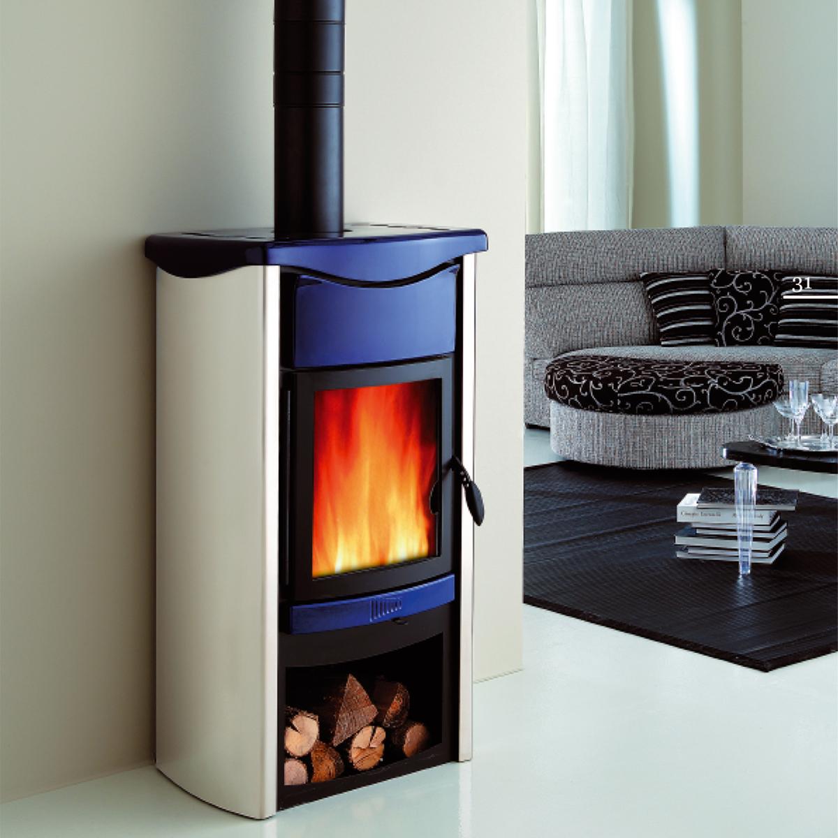 poele bois 5kw. Black Bedroom Furniture Sets. Home Design Ideas
