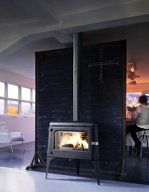 po le bois invicta luna 10 kw. Black Bedroom Furniture Sets. Home Design Ideas