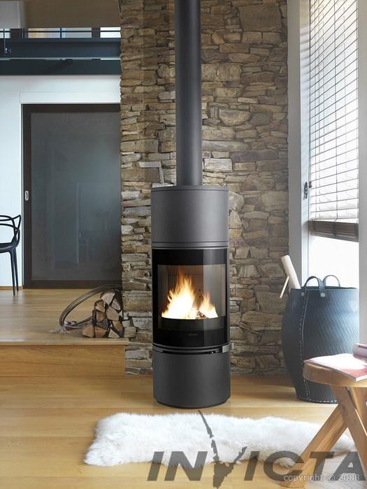 po le bois invicta alcor etanche 6 kw. Black Bedroom Furniture Sets. Home Design Ideas