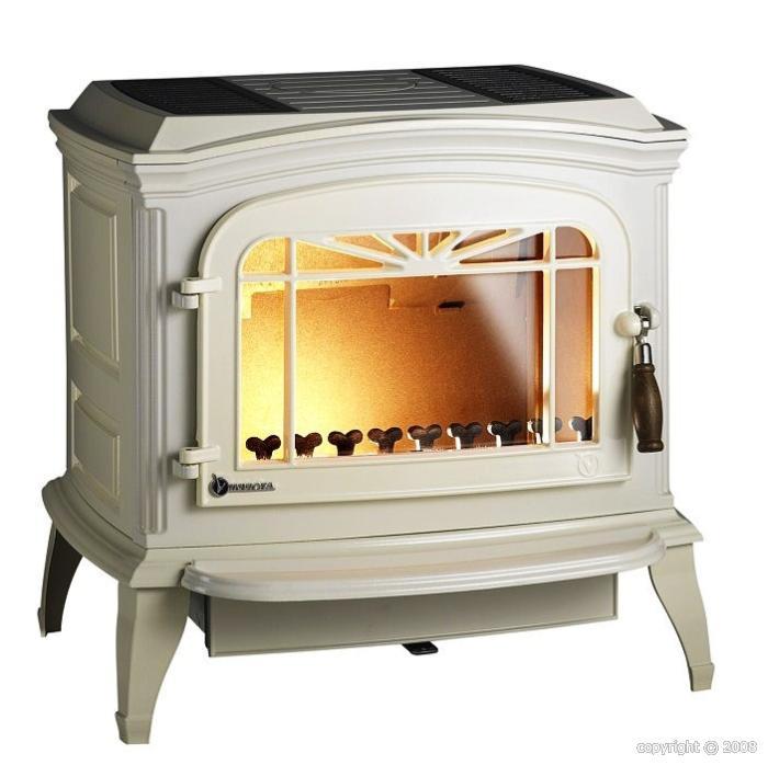 po le bois invicta bradford 12 kw ivoire. Black Bedroom Furniture Sets. Home Design Ideas