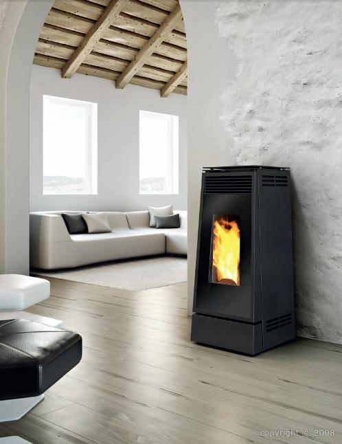 po le granul cmg linea glass lp up 6 kw. Black Bedroom Furniture Sets. Home Design Ideas