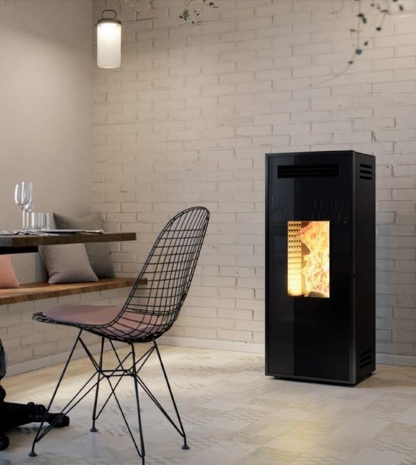 po le granul cmg han 2 eirene 6 kw ventilation d brayable. Black Bedroom Furniture Sets. Home Design Ideas
